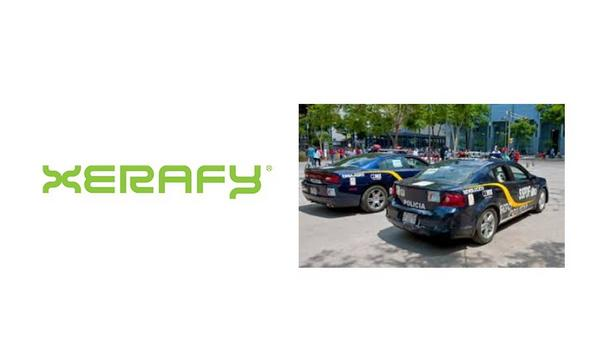 Mexico City Police Department Deploys Xerafy Pico And XS Dot On-Metal RFID Tags To Enhance Weapons Management