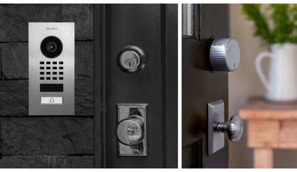 Bird Home Automation Offers Full Integration Of Their DoorBird IP Video Door Stations With Yale And August Smart Locks
