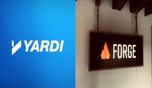 Yardi Acquires We Are Forge Ltd To Further Expand Visitor Management With Access Control Capabilities