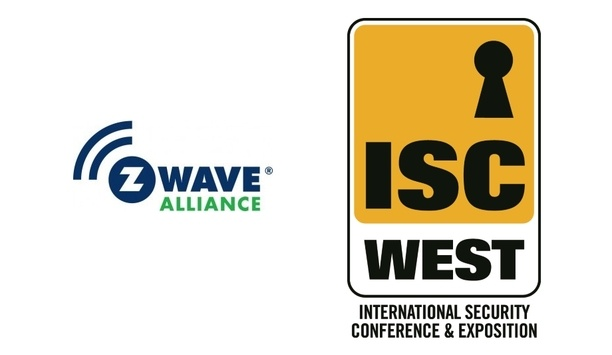 Z-Wave Alliance Highlights Smart Automated Security Solutions At ISC West 2018