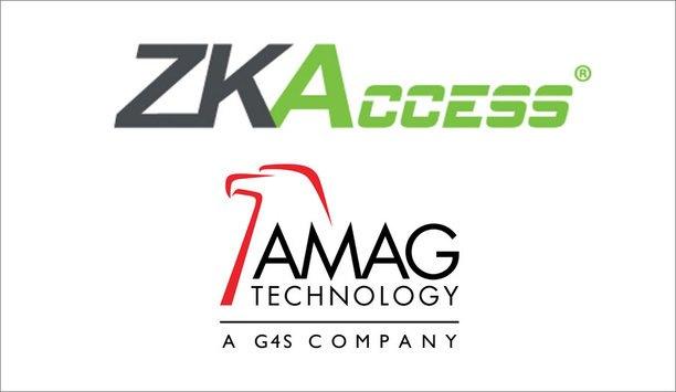 ZKAccess Becomes AMAG Technology Symmetry Preferred Partner