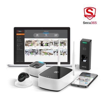 Secu365- A Cloud-based Security SaaS Platform