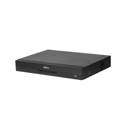 Dahua Technology XVR5104HE-4KL-I3 4 Channel Penta-brid 4K-N/5MP Mini 1U 1HDD WizSense Digital Video Recorder
