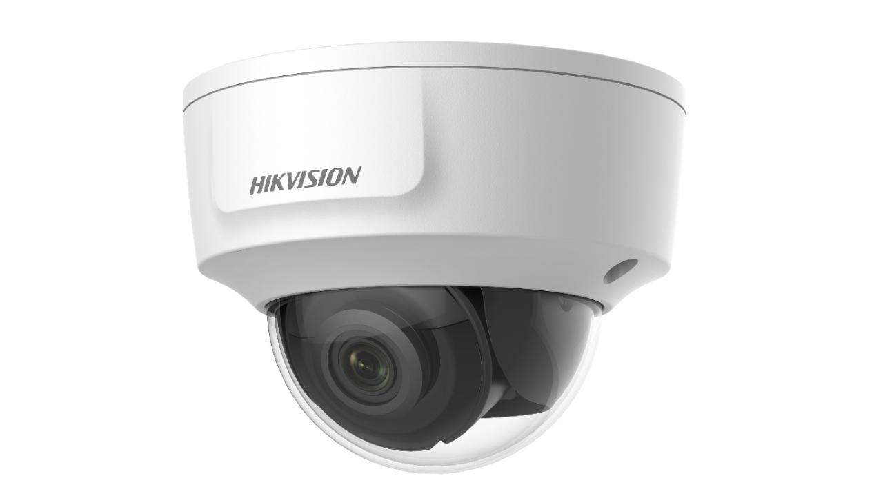 Hikvision DS-2CD3125G0-IMS 2MP Powered by darkfighter HDMI Fixed Mini Dome Network Camera