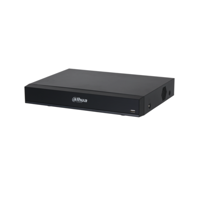 Dahua Technology XVR7108/16HE-4KL-X 8/16 Channel Penta-brid 4K Mini 1U Digital Video Recorder