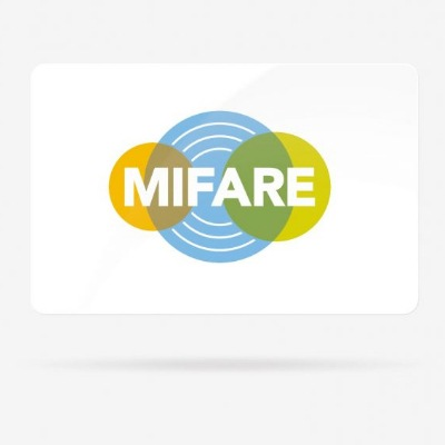 Paxton Access 692-152 MIFARE® Classic 1k ISO Card – Without Magstripe, Pack Of 500