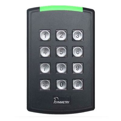 AMAG 939S-KP Bluetooth Access Control Reader With Keypad
