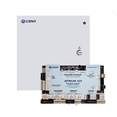 CDVI UK A22 ATRIUM 2-door Controller/ Expander
