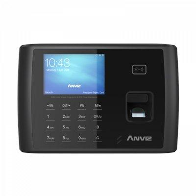 Anviz A350 Color Screen Fingerprint and RFID Time Attendance