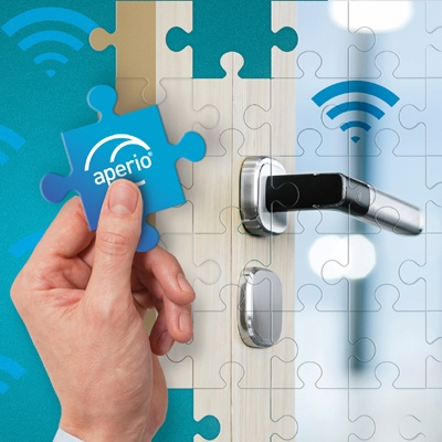 Wireless Locks Extend Access Control's Reach
