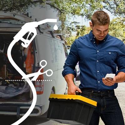 CLIQ® Connect Access Control Cuts Fuel Costs