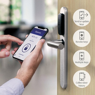 Openow From SMARTair Wireless Access Control