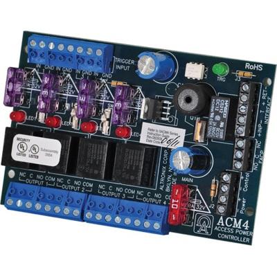 Altronix ACM4 Multi-Output Access Power Controller