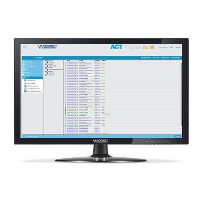 Vanderbilt ACTENT-API Access Control Software License