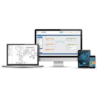 Vanderbilt ACT Enterprise Pro Version 2.12 Access Control Software