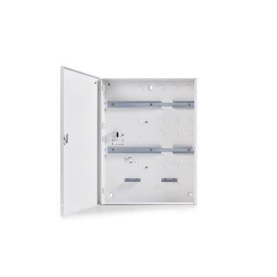 Bosch AEC-AMC2-UL02 AMC Enclosure With 2 DIN Rails