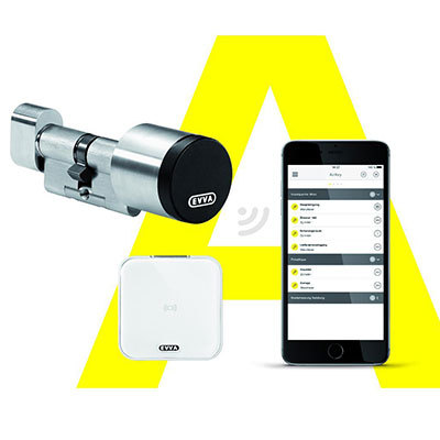 See EVVA And AirKey At Security Essen 2018