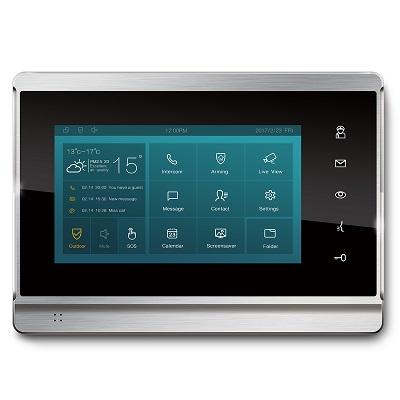 Akuvox IT82 SIP-enabled IP Indoor Monitor