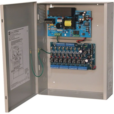 Altronix AL1012ACM220 Power Supply/Chargers With Multi-Output Access Power Controllers
