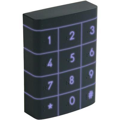 Alpro Backlit Standalone Single Door Waterproof Keypad