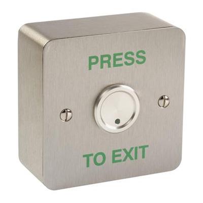 Alpro IEC06/2N/NS Waterproof Exit Switch