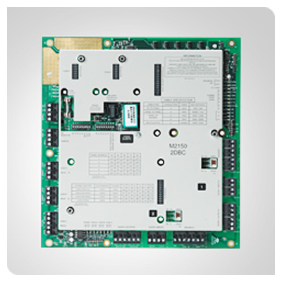 AMAG Symmetry M2150-4DBC controller supports 20,000 cardholders