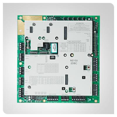 AMAG Symmetry M2150-DBU database unit supports 20,000 cardholders
