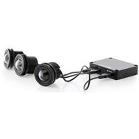 MegaVideo Flex Ultra-Low Profile/flexible Megapixel Camera Solution