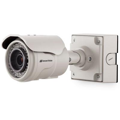 Arecont Vision AV1225PMIR-S 1.2MP True Day/night IP Bullet Camera