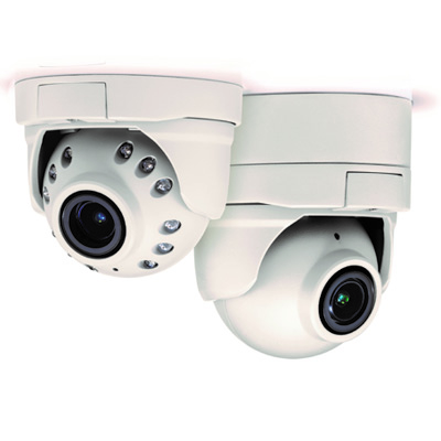 Newly Announced: Arecont Vision MegaBall G2 Megapixel Camera With STELLAR & Adjustable IR