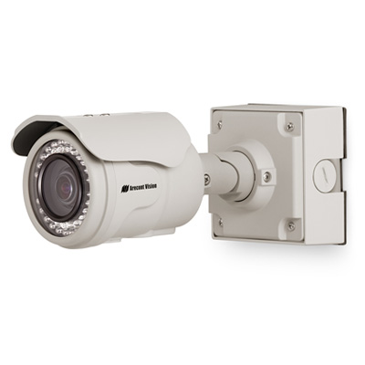 Arecont Vision AV2225PMIR 1080p Motorised P-Iris Lens Day/Night Bullet-Style IP Cameras