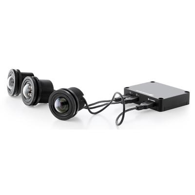 Arecont Vision AV3196DN 3MP True Day/Night Indoor/Outdoor IP Camera