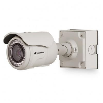 Arecont Vision AV3225PMIR 3MP Motorized P-Iris Lens Bullet-Style IP Cameras