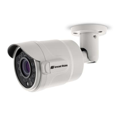 Arecont Vision AV3326DNIR True Day/Night IR Indoor/Outdoor Bullet-Style IP Camera