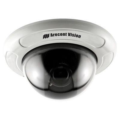 Arecont Vision D4F In-ceiling Mount Dome