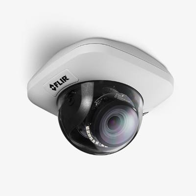 FLIR Systems CM-3308 Ariel Ultra HD IP Mini-dome Camera (3.5-9mm)