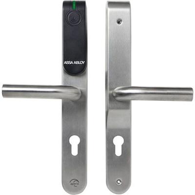ASSA ABLOY - Aperio™ E900 EURO & SWISS BLIND Standard Escutcheon