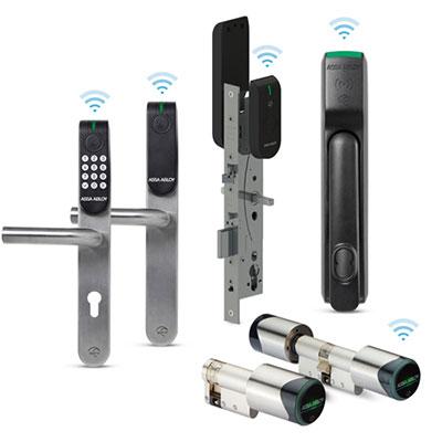 ASSA ABLOY Aperio® L100 High Security Lock