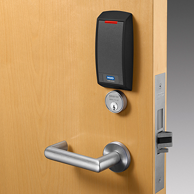 Flexibility And Advanced Security SARGENT SE LP10 MultiCLASS® Integrated Wiegand Access Control Lock