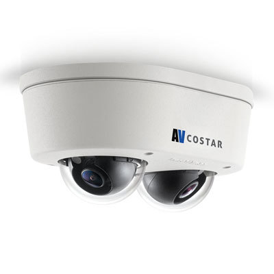 Arecont Vision AV16856DN-NL 16MP MicroDome Duo
