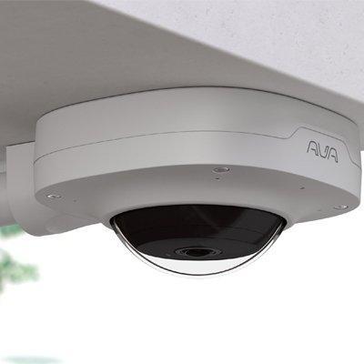 Ava 360-B-60 Aware Cloud camera - 360 Black