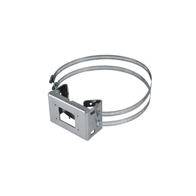 Avigilon AVGEX-MMXCWCOL Pole Mount For Use With H5EX-compact Bullet Cameras