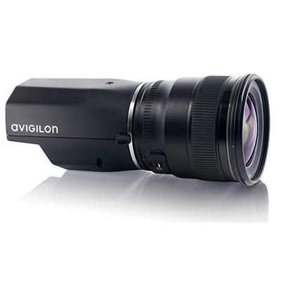 Avigilon 24L-H4PRO-B 6K (24 MP) H.264 HD Pro Camera With LightCatcher Technology