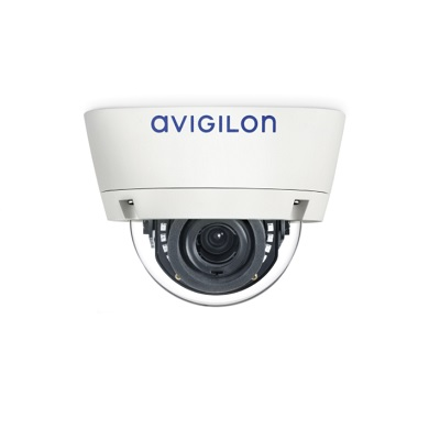 Avigilon 5.0L-H4A-DP1-IR H4 HD Outdoor Dome Camera With Self-learning Video Analytics