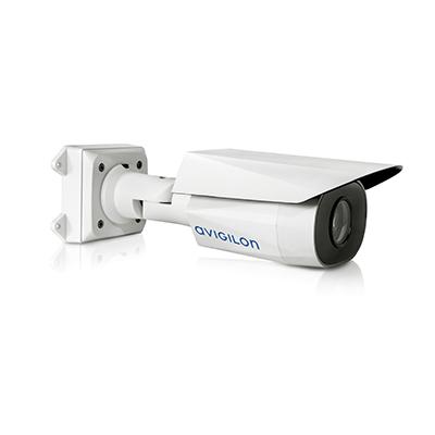 Avigilon 8.0-H4A-BO1-IR HD Bullet Camera With Self-Learning Video Analytics