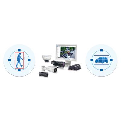 Avigilon Self-Learning Video Analytics Pattern-based Object Classification And Tracking Technology.