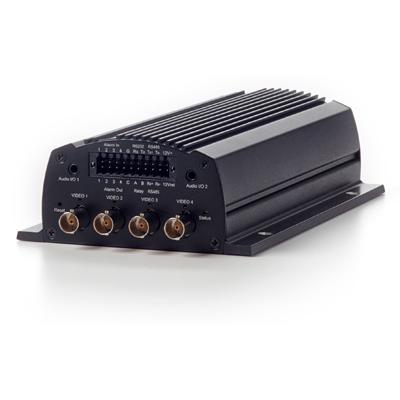 Avigilon VAA-A4-H500G 4 Channel Analog Encoder With 500GB Of Hard Disk Drive Storage