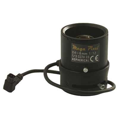 Axis Communications 5500-871 Varifocal Megapixel Lens
