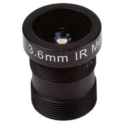 Axis Communications 5502-151 Fixed Iris Megapixel Lens