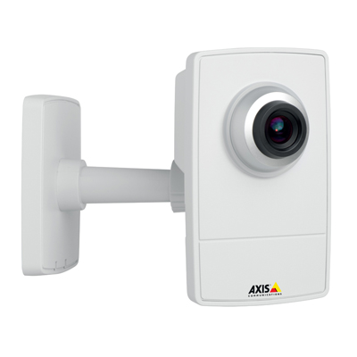 Axis Communications AXIS M1004-W 1/4-Inch 1MP Wireless HDTV Network Camera